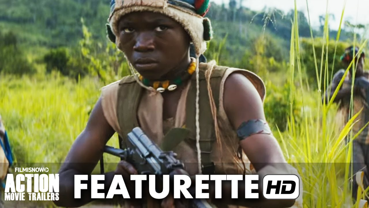 BEASTS OF NO NATION Featurette 'The Child Soldier' - Netflix [HD]