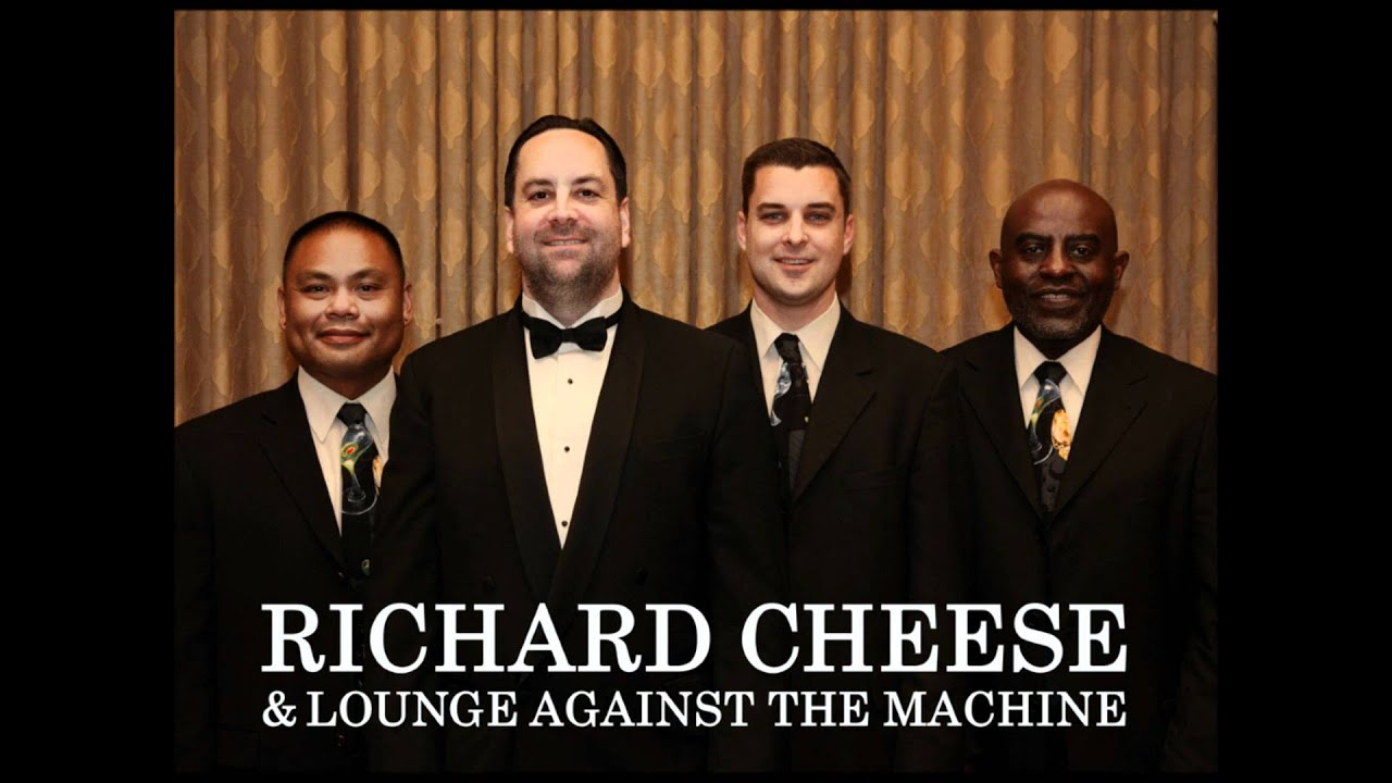 richard cheese youtube