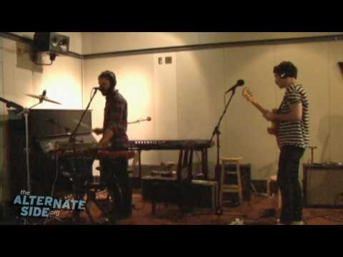 Local Natives - &quot;World News&quot; (Live at WFUV)