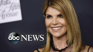 'Full House' actress appears in court in alleged college admissions scam
