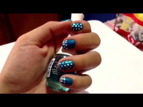 Manicura para uñas cortas