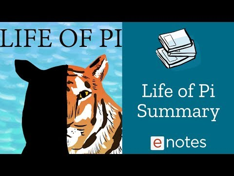 Enotes1 for Life of pi explained