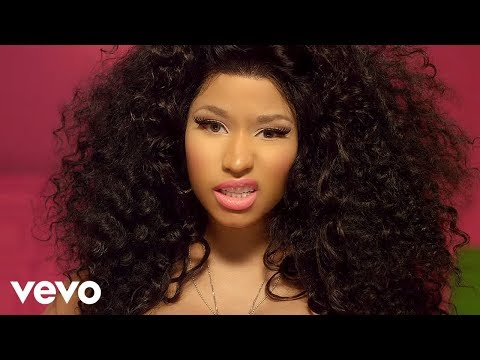Nicki Minaj - I Am Your Leader