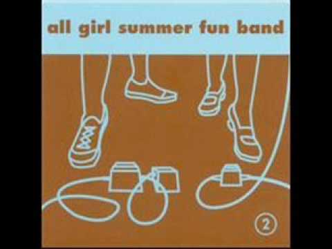 All Girl Summer Fun Band - Samantha Secret Agent