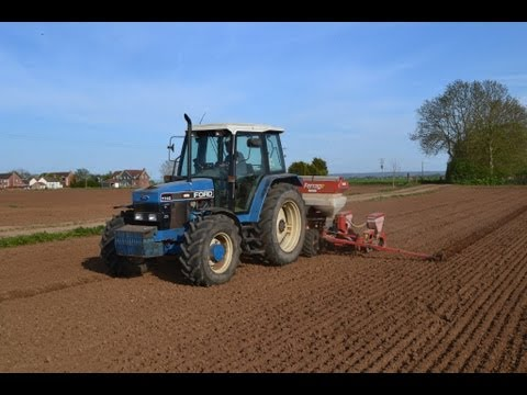 Maize Drilling 2013 (GoPro Footage)