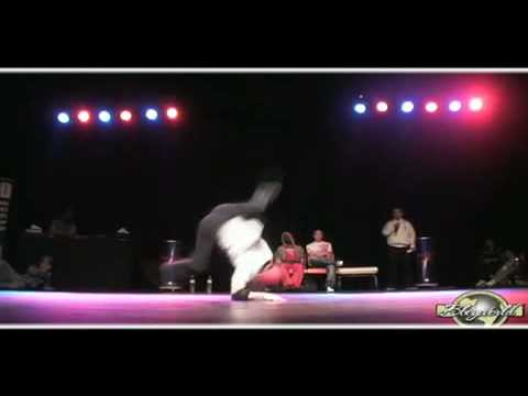 Bboy The End trailer 2010