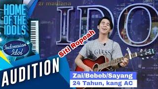 Download lagu Indonesian Idol Siti Ropeah Auto lolos parodi ngakak