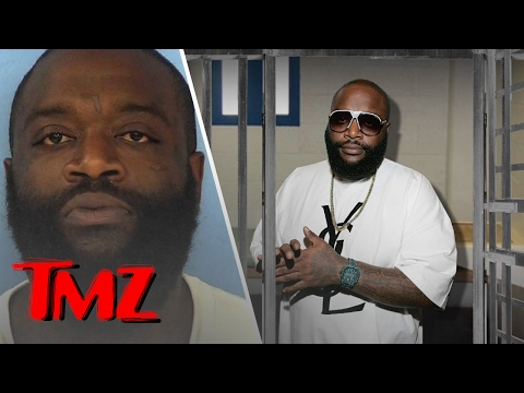 Rick Ross Arrested -- Pays Bail for Himself & Other Prisoners!