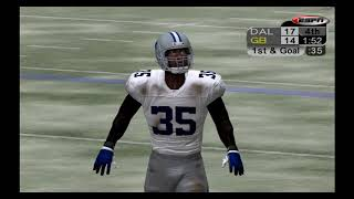 ESPN NFL 2K5 - 25th Anniversary Challenge The Ice Bowl
