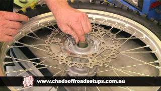 Tech Talk with Chad Talbot - Wheel Seal Kits