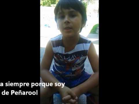 Himnos de Uruguay y Peñarol