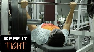 MY FAVOURITE TIP TO INCREASE YOUR BENCH PRESS