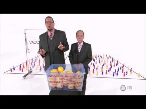 Penn & Teller: Bullshit! - Vaccinations