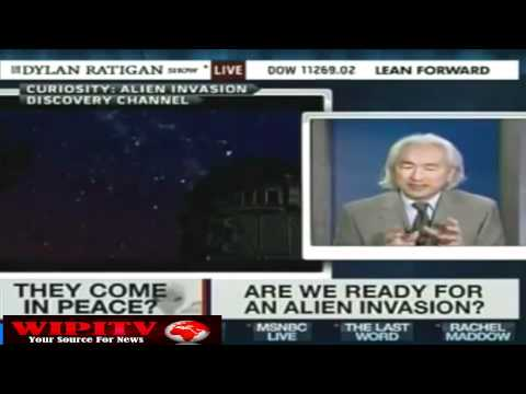 Michio Kaku If Space Aliens Attack They Will Overwhelm Us In The Opening Shots Of A War!