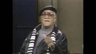 Redd Foxx on Late Night, November 8, 1983