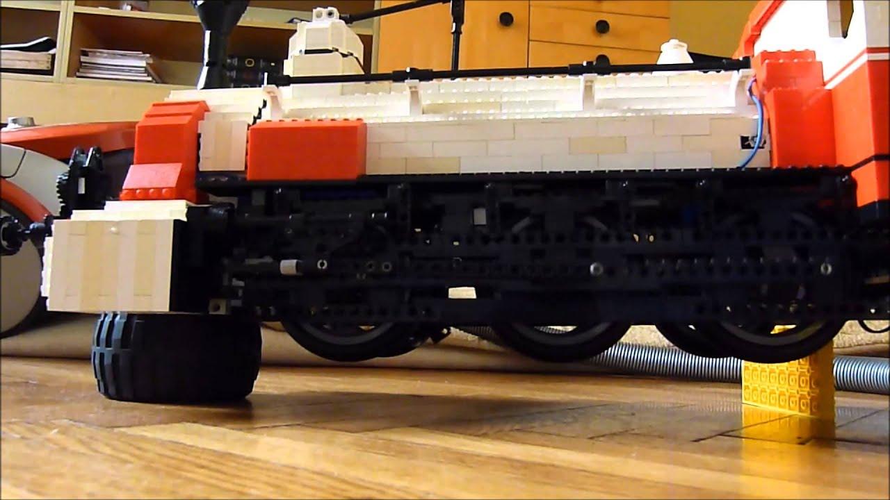 Lego Steam Train Lego Steam Locomotive How it