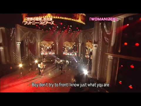 Womanzier (NTV Best Artist Japan 2008)
