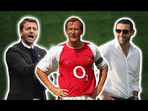 Ray Parlour Tells Funny Story About Martin Keown 'Doing' Tim Sherwood