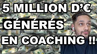 5.000.000 D'€ EN DROPSHIPPING GRACE AU COACHINGS !! (SHOPIFY DROPSHIPPING)
