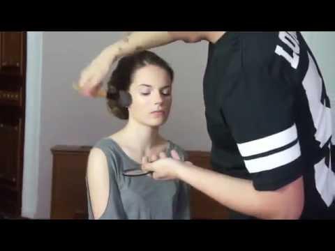Мой повседневный макияж саша спилберг