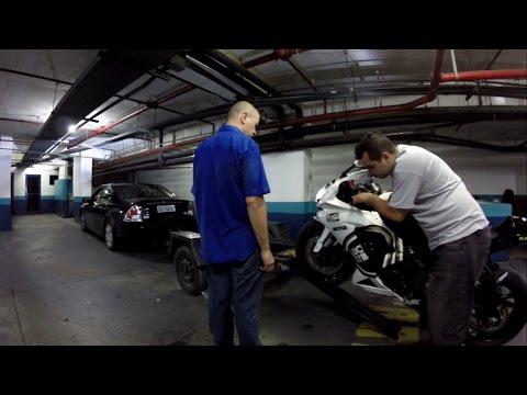 IBRAH DA FZ6 - COLOCANDO AS MOTOS NA CARRETINHA !!