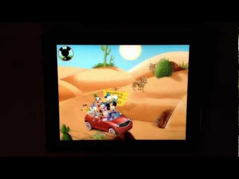 Mickey Mouse Clubhouse: Mickey's Wildlife Count Along iPad App