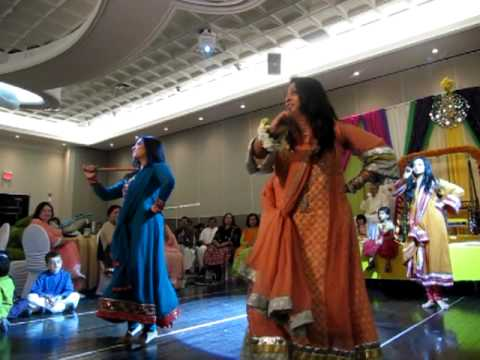 Dandiya Performance video