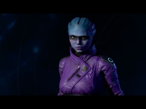 Mass Effect: Andromeda Official Gameplay Series: Characters Trailer