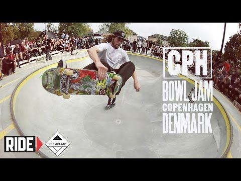 Justin Brock, Greyson Fletcher, Chris Russell & More @ Copenhagen Bowl Day Two: On The Boardr