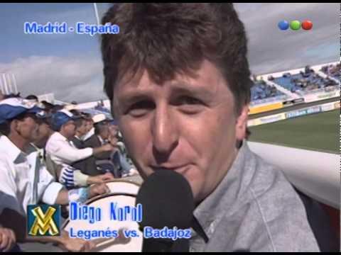 Fútbol Korol, Badajoz vs. Leganés - Videomatch 98
