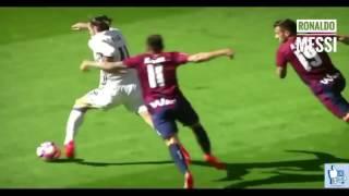 Ronaldo, Messi, Hazard,niymar.....&drible et but ommg&les milleur musique