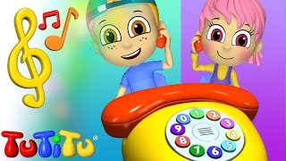 download lagu Tutitu Toys And Songs For Children  Phone Song gratis