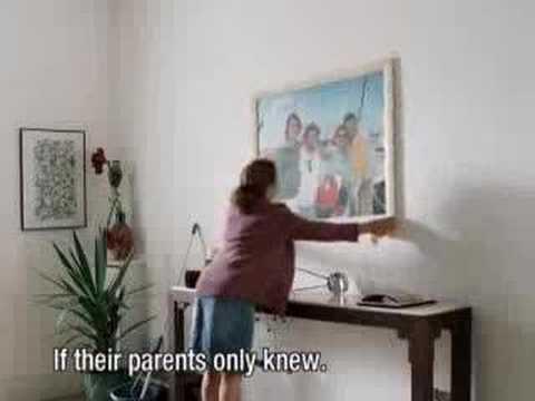 femme de ménage qui font une grosse boulette !!!!
