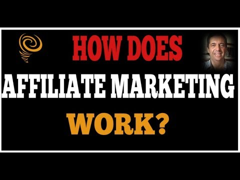 How Does Affiliate Marketing Work - Starting Affiliate Marketing From Scratch No Money To Start