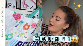 XXL ACTION SHOPLOG MEI 2018 🐆✨   Charlotte Blitzblum
