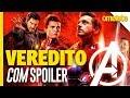 Vingadores: Guerra Infinita   O Veredito (COM SPOILERS) | OmeleTV