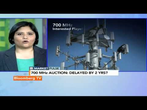 Market Pulse: 700 MHz Auction Not Before FY17 Or FY18:  Phillip Capital Report