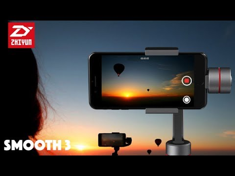 Gimbal Smooth 3 - IDEALNY DO SMARTFONA  | RECENZJA/TEST