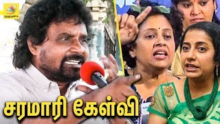 Kalanjiyam questions Lakshmi Ramakrishnan on Salem Rajalakshmi Murder | Suhasini