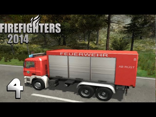 Firefighters 2014 - The Simulator| Episode 4