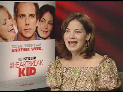 Michelle Monaghan talks The Heartbreak Kid Video