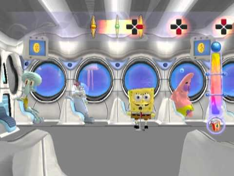 SpongeBob's Atlantis SquarePantis (PS2) - Part 4