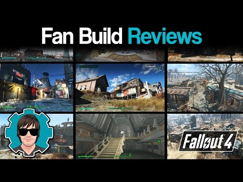 Fallout 4: Settlement Build Reviews