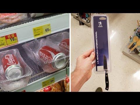 Упаковки, которые выведут из себя кого угодно