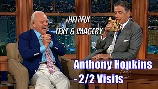 "Anthony Hopkins - ""This Is The Stupidest Show I"