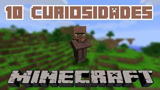 TOP 10: 10 Curiosidades Raras De Los Aldeanos En Minecraft