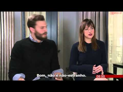 Dakota Johnson – Funny Moments (Legendado)