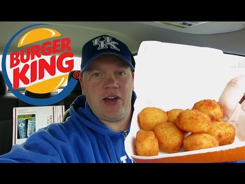 Reed Reviews Burger King Cheesy Tots thumbnail