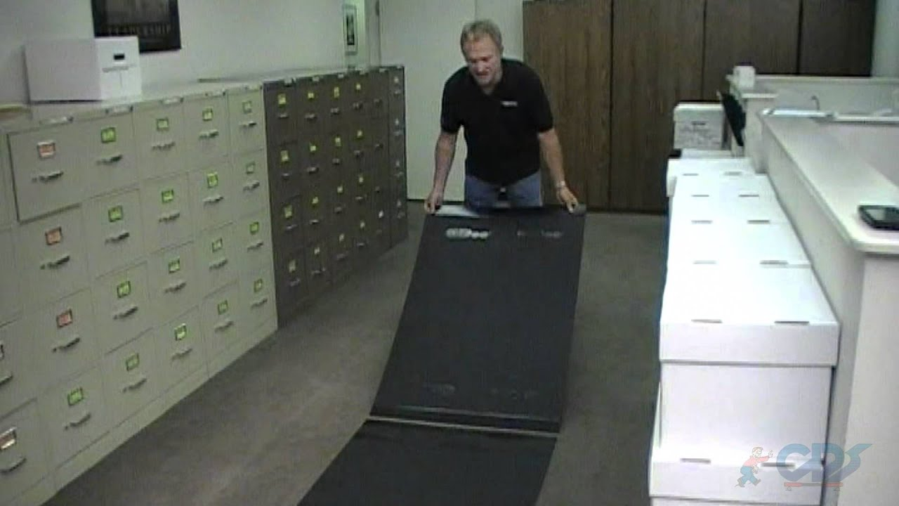 Gdoe floor protection cds moving equipment youtube