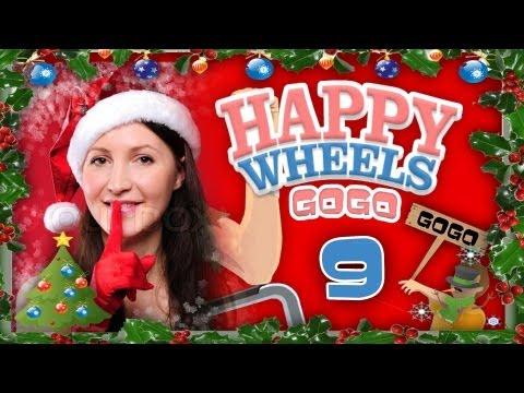 Happy Wheels - [GoGo] - Part.9 - [Slovensky] - Christmas Time !